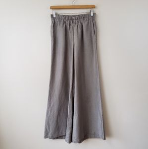 Anthropologie Edme & Esyllte At Ease Wide Leg Pant